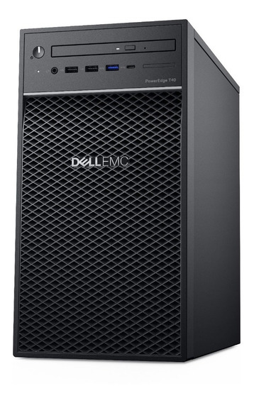 Servidor Poweredge Dell T40 Xeon E3-1225 8gb 1tb Hd Free Dos