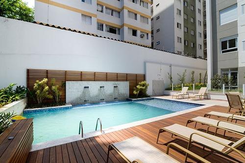 Apartamento À Venda Em Cambuí - Ap000134