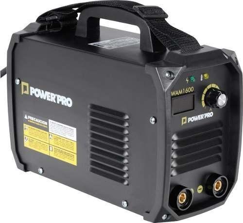 Soldadora Inverter 6 Kva Wam 1600. Powerpro