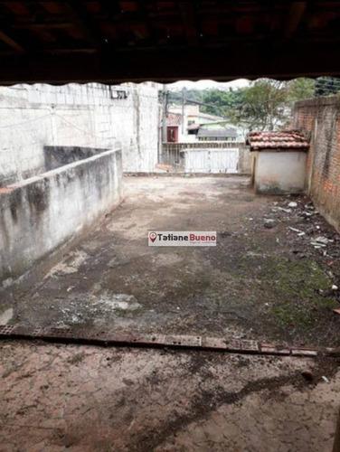 Terreno À Venda, 125 M² Por R$ 195.000,00 - Bosque Dos Eucaliptos - São José Dos Campos/sp - Te0290