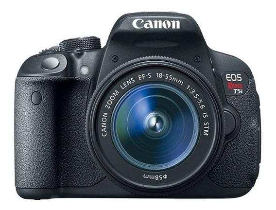 Canon T5i + 5 Baterias