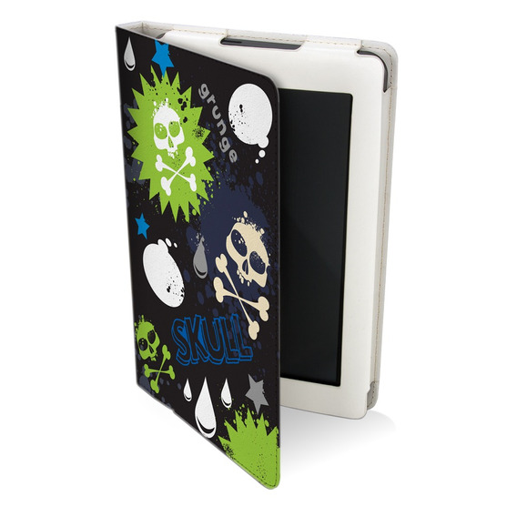 Capa Protetora Para Magic Tablet - Skull - Tectoy