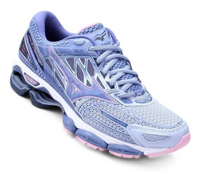 Tenis Feminino Mizuno Wave Creation 19 Original