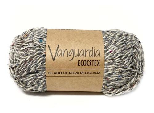 Ovillo Vanguardia 100gr/200m, Hilado Reciclado Ecocitex Lana