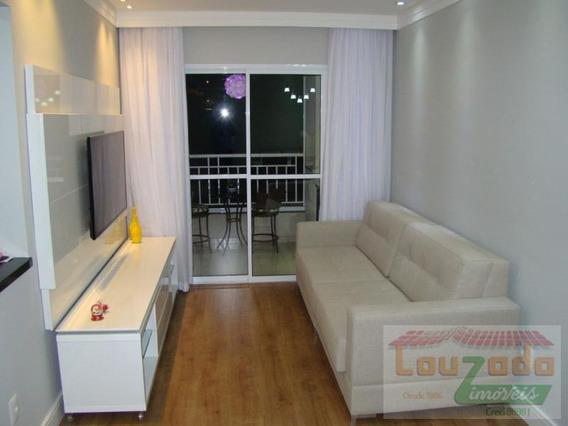Apartamento Para Venda Em São Caetano Do Sul, Barcelona - 1425