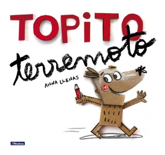 Topito Terremoto - Anna Llenas