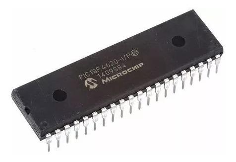 10 Microchip Pic18f4620 - Pic 18f4620