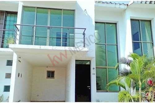 Casa En Venta, Emiliano Zapata, Morelos Bc