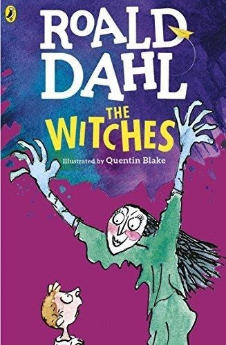 The Witches - Roald Dahl - Puffin New Edition