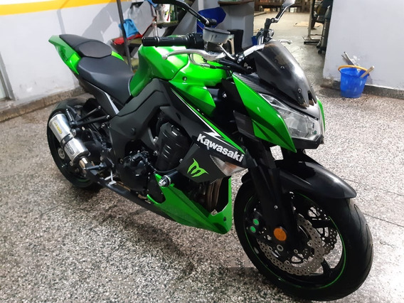 Kawasaki Z1000 2014 U$s 20500 (puedo Tomar Vehiculo Menor)