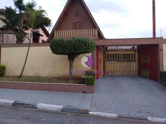 Sobrado Residencial À Venda, Jardim Medina, Poá. - So0312