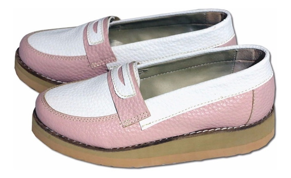 Zapatos Mocasines D Mujer Talles Grandes Calzados Sol Morena