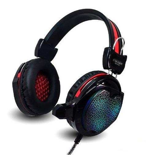 Fone Headphone Gamer Pc Microfone Reforçado Soldado Gh-x10