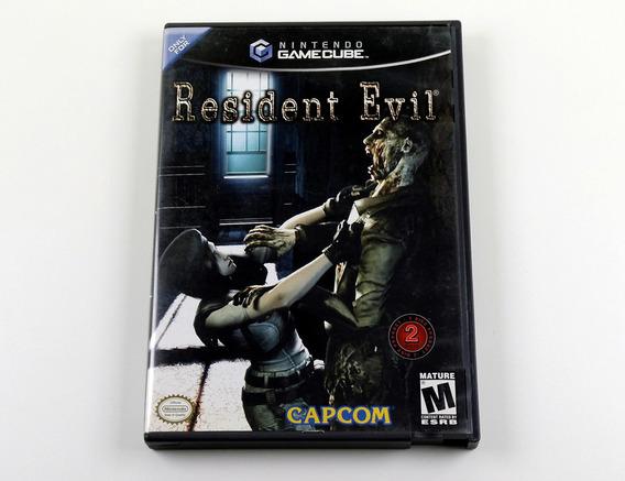 Resident Evil Original Nintendo Gamecube