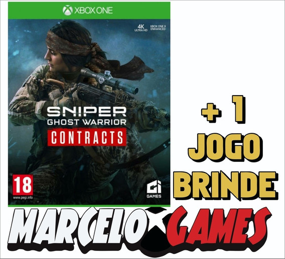 Sniper Ghost Warrior Contracts Xbox One Midia Digital
