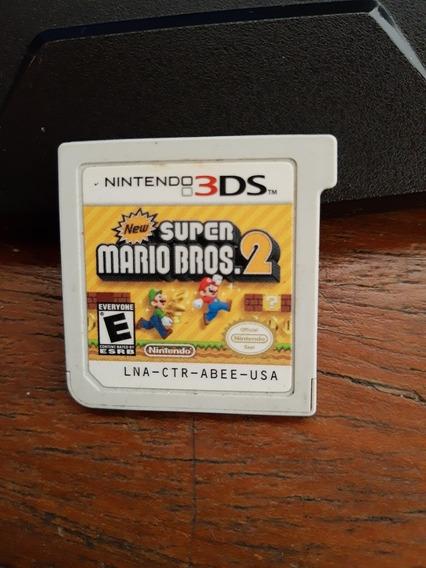 Jogo New Super Mario Bros 2 3ds Usado