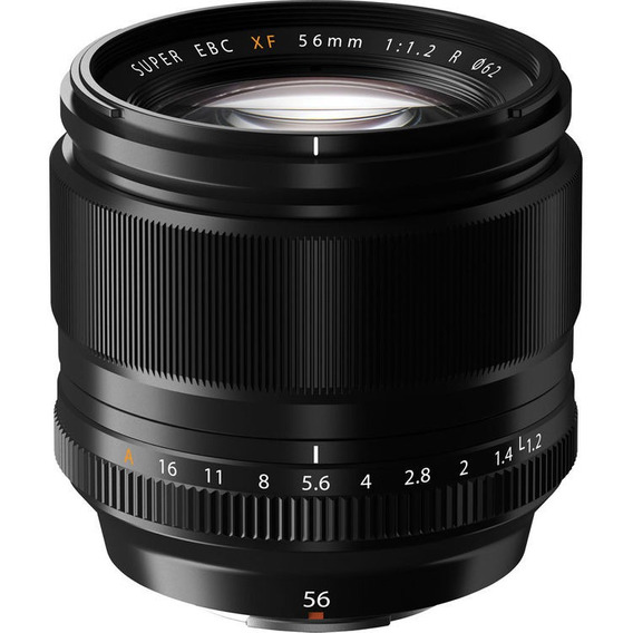 Lente Fujifilm Fujinon Xf 56mm F/1.2 R Garantia Nfe