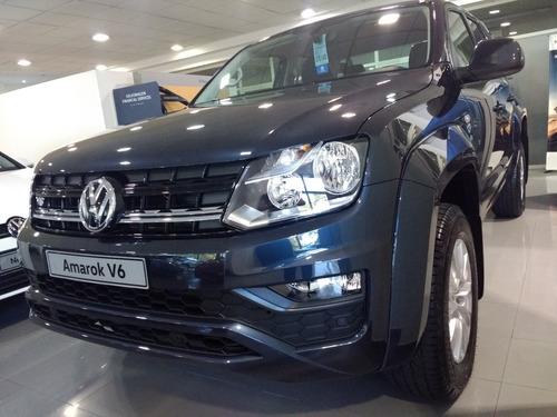 Volkswagen Amarok 3.0 V6 Cd Comfortline S.a