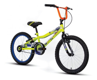 Bicicleta R20 Mercurio Troya Para Niño