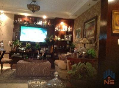 Imagem 1 de 4 de Apartamento Com 3 Dormitórios À Venda, 125 M² Por R$ 920.000,00 - Vila Cruzeiro - São Paulo/sp - Ap11532