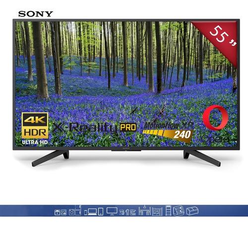 Imagen 1 de 4 de Tv Led Sony Kd-55x725f Smart 4k Pantalla 55  - El Cerro