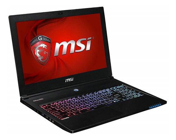 Notebook Gamer Msi Gs60 Ghost Pro | Gtx870m 3gb Gddr5 | Teclado Rgb | Intel Core I7 | 12gb | Ssd 128gb + Hd 1tb 7200 Rpm