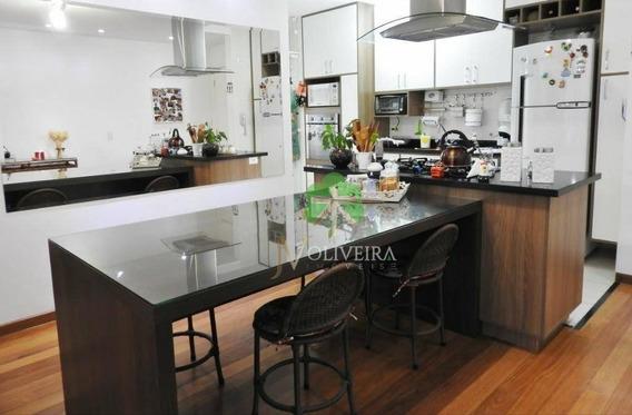 Apartamento Com 3 Dormitórios À Venda, 85 M² Por R$ 580.000 - Jardim Ester Yolanda - São Paulo/sp - Ap1044