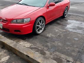 Honda Accord 3.0 Ex-r Coupe V6 Piel Abs Qc Cd Mt 2002
