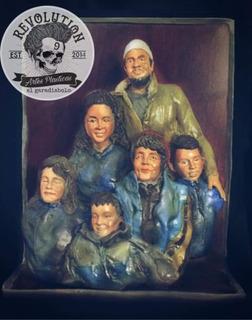 Retrato Familiar Escultura