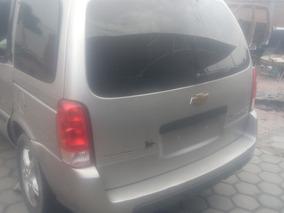 Partes Chevrolet Uplander 3.5 Ls Paq. V Mt Solo Partes