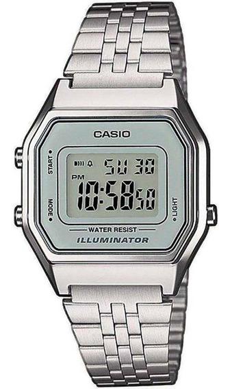 Promoção Relógio Casio Vintage Original La680wa-7df