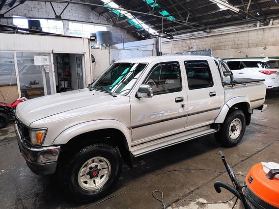 Toyota Hilux 2.8 D/cab 4x4 D Sport E/lim 2000