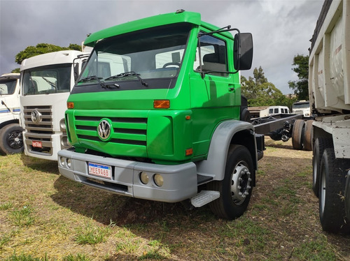 Vw 17.210 2005 4x2 No Chassi