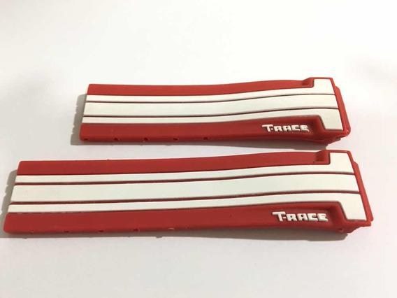 Pulseira Tissot T-race Vermelha