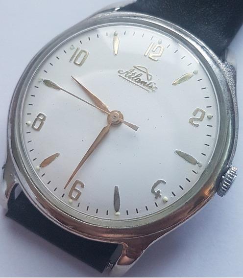 Relógio Atlantic Vintage Worldmaster 38 Artiflex 526