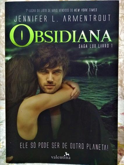 Obsidiana - Saga Lux, Vol 1