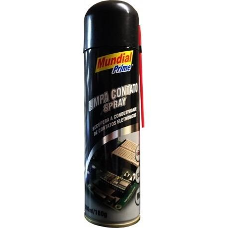Kit 10- Limpa Contato Spray 300ml Mundial Prime