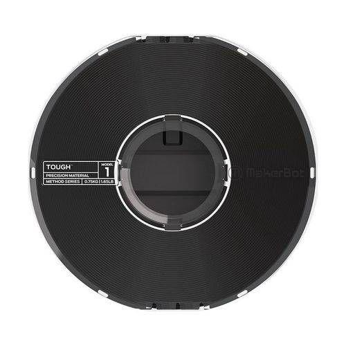 Filamento Makerbot Method Pla Precision Material True Black