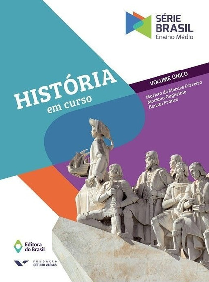 Série Brasil História Em Curso Volume Único