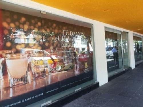 Local Comercial En Renta Nueva Anzures, Miguel Hidalgo