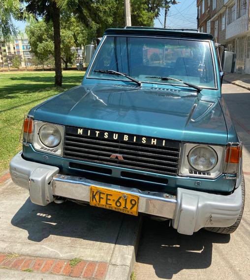 Mitsubishi Montero Montero Mt 4x4 Japonés 2600 7 Puestos