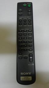 Controle Remoto Original Sony - Sava Speaker Rm-j27
