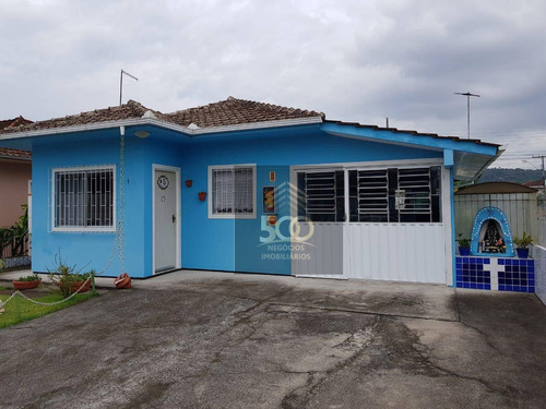 Casa À Venda, 102 M² Por R$ 349.999,00 - Forquilhas - São José/sc - Ca0597