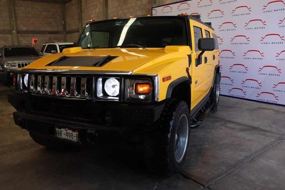 Hummer H2 6.2 Ee Qc Piel Pickup Adventure 4x4 At 2005