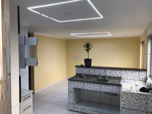 Imagem 1 de 17 de Casa Para Investimento No Parque Estoril Em Riacho Grande. - 35518