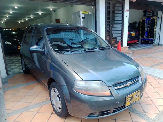 Chevrolet Aveo Aveo Five Mt 1600 Aa