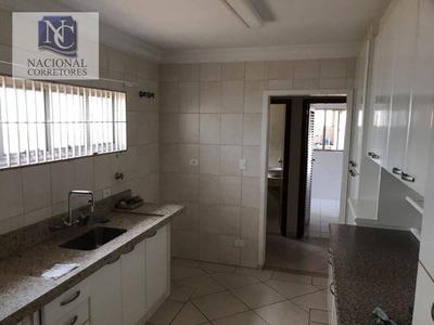 Casa Residencial À Venda, Parque Das Nações, Santo André. - Ca2394