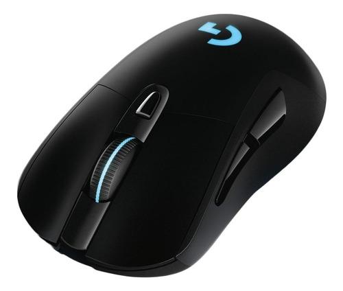 Mouse Para Jogo Sem Fio Logitech Lightspeed G703 Preto