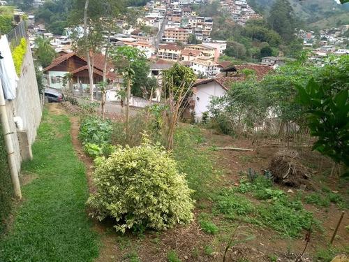 Imagem 1 de 5 de Lote/terreno Com 427m2 No Jardim California - Nova Friburgo - 184