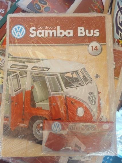 Coleção Construa O Samba Bus Varias Edições